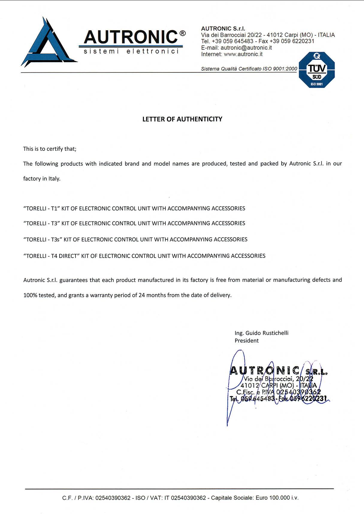 Мини-комплект ГБО 4 поколения Torelli T3 Pro OBD 6 цилиндров, редуктор Torelli Taurus, форсунки Torelli Rapido, фильтр, датчик уровня топлива AEB1090